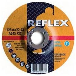 DISCO DESBASTE REFLEX 125X6 MM. REF. 126049.25