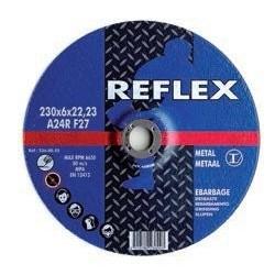 DISCO DESBASTE REFLEX 125X6 MM. REF. 126.00.25