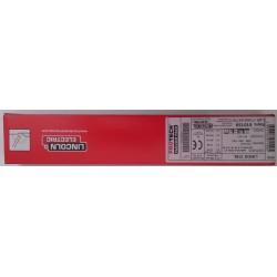 LINCOLN ELECTRODO LINOX 316L 2.5MM X 350MM. INOXIDABLE 316.